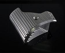 铝合金零件手板