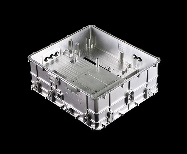 铝合金动力电池箱体